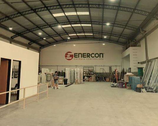 Compartimos el nuevo espacio de Enercon